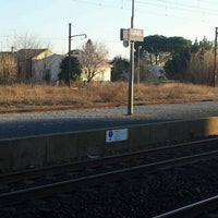 Photo taken at Gare SNCF de Lunel by Lo B. on 3/12/2012