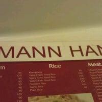 Photo taken at Mann Hann by Mark T. on 1/22/2012