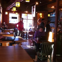 Photo taken at Caribou Coffee by J M. on 12/16/2011