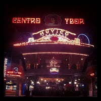 Photo taken at Muvico Centro Ybor 20 by Lydia A. on 4/17/2012
