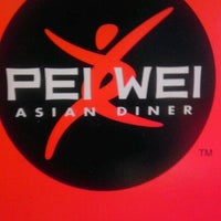 Photo taken at Pei Wei by Lorin B. on 12/6/2011
