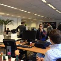 Photo taken at imgZine Office Rembrandtplein by Marijn D. on 3/23/2012