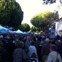 Photo taken at San Luis Obispo Farmers' Market by Jeffrey S. on 7/22/2011