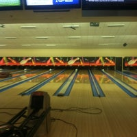 Photo taken at Fantasy Lanes Bowling Center by Adam E. on 7/26/2012