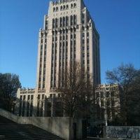Photo taken at Atlanta City Hall by TXT J. on 8/21/2011
