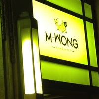 Photo taken at Mr Wong by Bastien B. on 8/17/2012