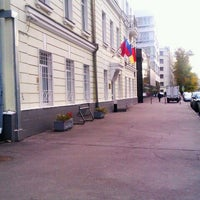 Photo taken at Русско-Немецкий Дом by Stassi on 9/29/2011