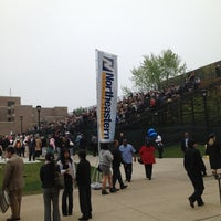 Photo taken at Northeastern Illinois University (NEIU) by Leticia G. on 5/5/2012