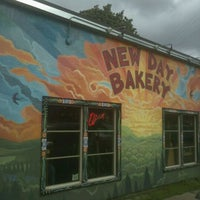 Photo taken at New Day Bakery by Elaine N. on 10/6/2011