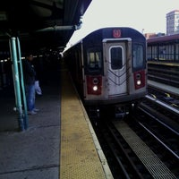 Photo taken at MTA Subway - 167th St (4) by Harold D. on 1/9/2012