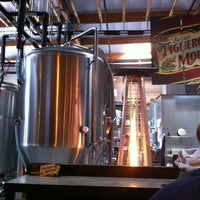 Photo taken at Figueroa Mountain Brewing Company by Prisilla M. on 1/15/2012