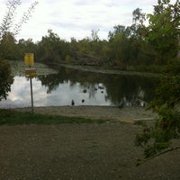 Photo taken at Arboretum Waterfront Trail by Allison S. on 10/2/2011