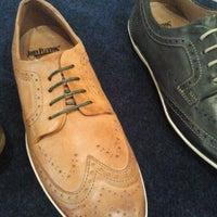 Photo taken at John Fluevog Shoes by Nichole B. on 4/21/2012