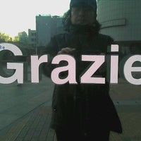 Photo taken at Grazie by Eungbong K. on 1/7/2012