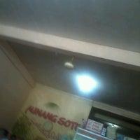 Photo taken at Minang Soto by Rendra K. on 6/12/2012