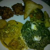 Photo taken at Bombay Grill by Jennifer H. on 1/21/2012