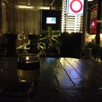 Photo taken at OWN Cafe by Mine's SKY S. on 7/27/2012