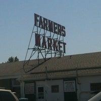 Photo taken at Trenton Farmers Market by Jonathan I. on 6/8/2012