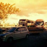 Photo taken at Kuching Bus Terminal by danish f. on 12/19/2011