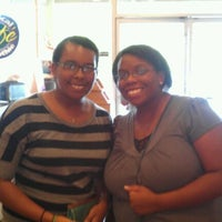 Photo taken at Tropical Smoothie Cafe by Joy T. on 9/15/2011