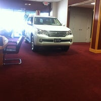 Photo taken at Ray Catena Lexus by Aleksandr K. on 9/10/2011