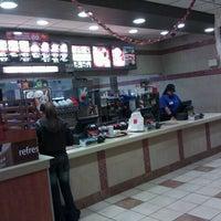 Photo taken at McDonald's by Mina V. on 10/29/2011