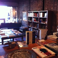 Photo taken at Uncharted Books by Patrick Benjamin on 8/22/2012