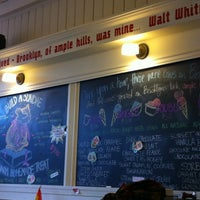 Photo taken at Ample Hills Creamery by grace k. on 7/2/2012