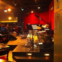 Photo taken at Jazz Standard by Vincent F. on 2/13/2011