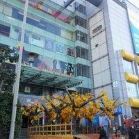 Photo taken at Garuda Mall by Pranav K. on 1/2/2012