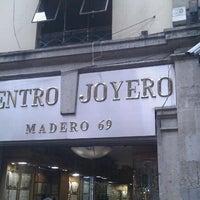 Photo taken at Centro Joyero by Eva H. on 7/15/2012