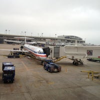 Photo taken at Gate C4 by Marcia A M. on 3/30/2012