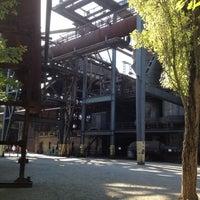 Das Foto wurde bei Landschaftspark Duisburg-Nord von Uwe am 9/8/2012 aufgenommen