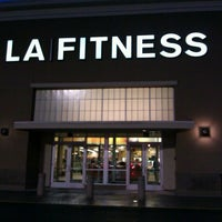 Photo taken at LA Fitness by Donovan C. on 11/16/2011