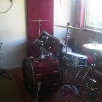 Photo taken at Amp jam studio by Azruddin N. on 1/15/2012
