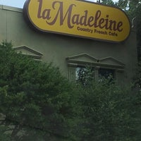 Photo taken at la Madeleine Country French Café by Kasual on 8/31/2012
