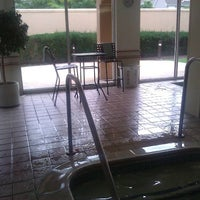 Photo taken at Courtyard Marriott by David M. on 9/25/2011