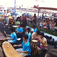 Photo taken at Port Market by Yair R. on 8/4/2012