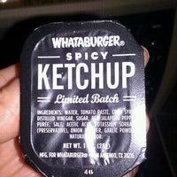 Photo taken at Whataburger by Katelyn C. on 1/15/2012