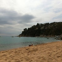Photo taken at Cala Canyelles by Burner on 7/22/2011