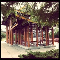 Photo taken at Ping Tom Memorial Park by MJ T. on 8/28/2011