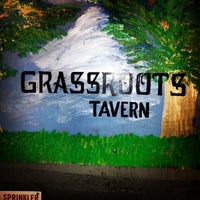 Photo taken at Grassroots Tavern by Joseph H. on 8/18/2012