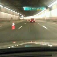 Photo taken at Thomas P. O'Neill Jr. Tunnel by Jake S. on 9/29/2011