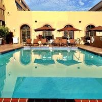 Photo taken at Sheraton Pasadena Hotel by Jan B. on 8/21/2012