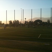 Photo taken at Ontario Soccer Complex by Christian V. on 6/9/2012