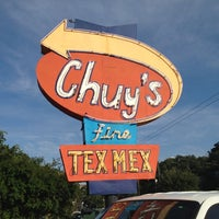 Photo taken at Chuy's by Daniel L. on 6/2/2012