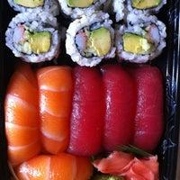 Photo taken at Aki Sushi West by Andrew V. on 7/15/2012