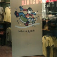 Photo taken at Life is Good by Terri L. on 12/18/2011