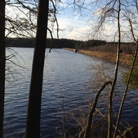 Photo taken at Ashland State Park by Andy L. on 1/1/2012