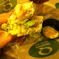 Photo taken at Quiznos by Annabelle K. on 4/9/2011